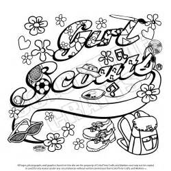 Girl scout cookie coloring pages free background coloring