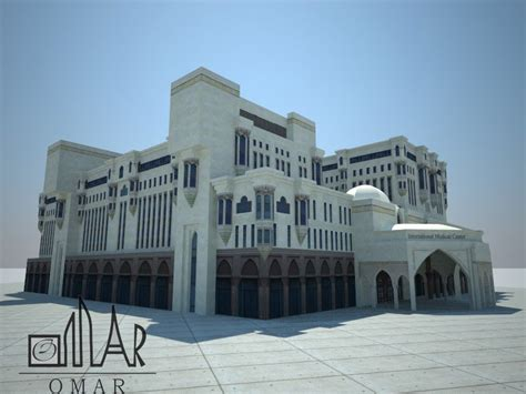 Design Center Jeddah | omar international medical center in jeddah