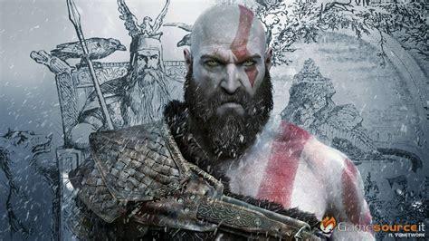 film god of war uscita svelata la data di uscita di god of war gamesource