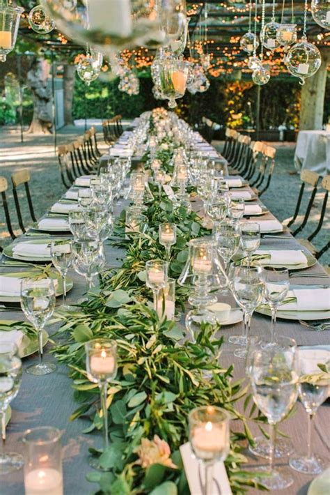 Wedding Budget For 30 Guests by 30 Greenery Wedding Decor Ideas Budget Friendly Wedding
