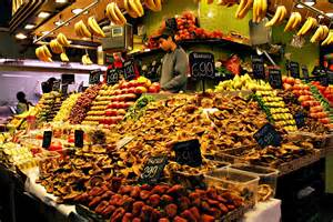 market colors file market colors of barcelona catalonia spain jpg