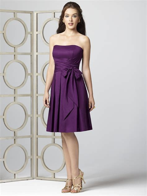 color of the dress purple bridesmaid dresses achieving elegance in
