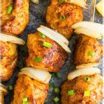 Fast Easy Dinner Moroccan Chicken Kebabs by Chicken Shish Kabob Recipe