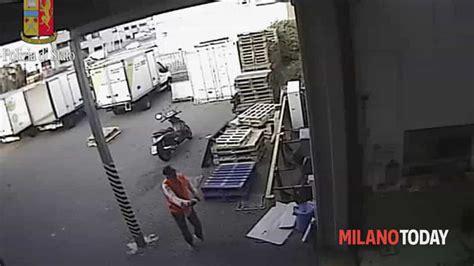 testo settimo milanese rapina in una ditta di settimo milanese ecco il