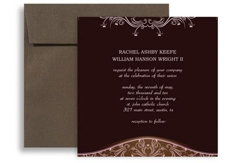 hindu invitation card template hindu indian template microsoft word wedding invitation