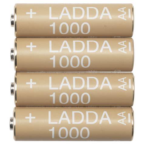 Ladda Baterai Aa Battery 2450mah ladda rechargeable battery hr6 aa 1 2v ikea