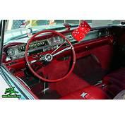 Dashboard Of A 1962 Cadillac Convertible
