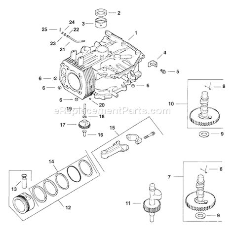 kohler cv15s parts diagram kohler cv15 41526 parts list and diagram
