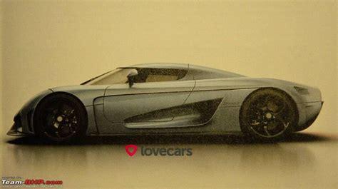 koenigsegg cream koenigsegg to get two new cars to geneva auto show team bhp