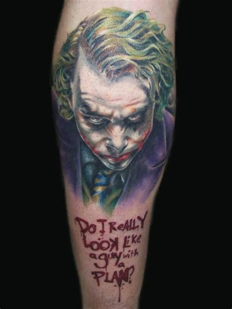 joker tattoo on arm 55 cool joker tattoos