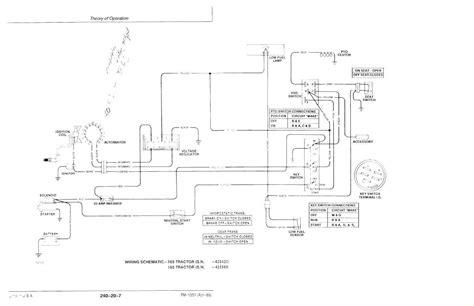 deere model 111 wiring diagram efcaviation
