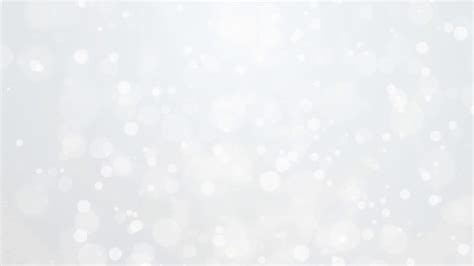 lights white beautiful glowing silver white bokeh background with