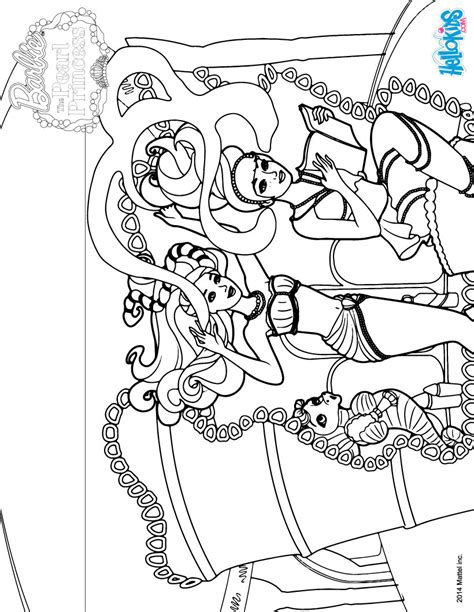 Pearl Princess Coloring Pages Lumina At Work Coloring Pages Hellokids Com