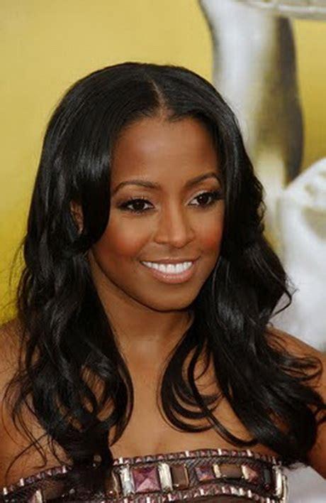 straight weave hairstyles  black women