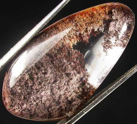 Emerald Certified Gems 3305 lodolite quartz brazil 33 05 cts mx8863