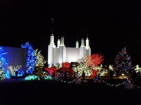 the lights festival dc jepsen family dc temple festival of lights