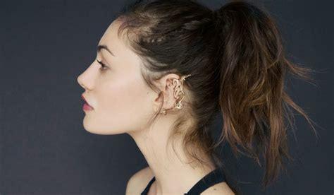 hair hacks   high ponytail hairstyles bebeautiful