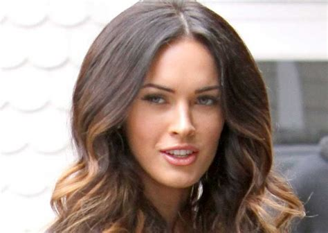 Megan Hairstyle by Lionel Messi Megan Fox Hairstyle