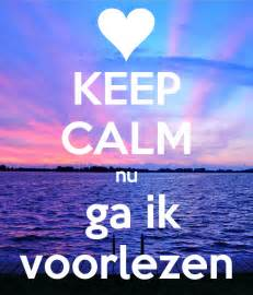 Baby Mugs Keep Calm Nu Ga Ik Voorlezen Poster Sterre Keep Calm O Matic