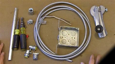 10 2 With Ground Mc Cable - practical electrical wiring mc to emt connectors