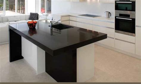 limestone bench tops black kitchen bench home ideas