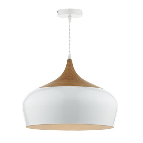 White Pendant Light Gaucho Large White Pendant Lighting Your Home