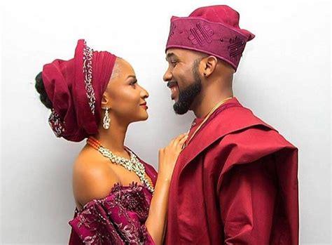 Wwww Wedding by Banky W Lovely Wedding Photos Fellow Press