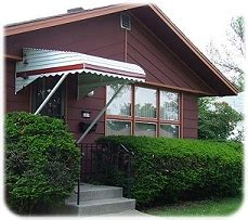 lakeland awning patio step aluminum awnings
