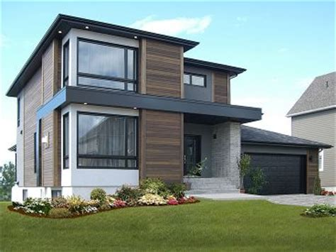 Multi Family Homes Plans contemporary house plans modern two story home plan