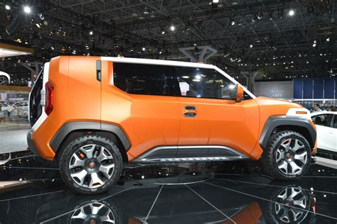 Toyota Of Fort Toyota Ft 4x Could Get The Green Light Dubai Abu Dhabi Uae