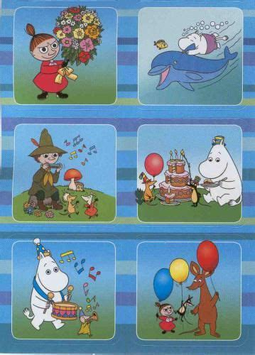 Moomin Wall Decals 17 best images about moomins on postcards