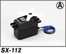Sanwa Sx 131 Servo sanwa sx 112 servo specifications and reviews