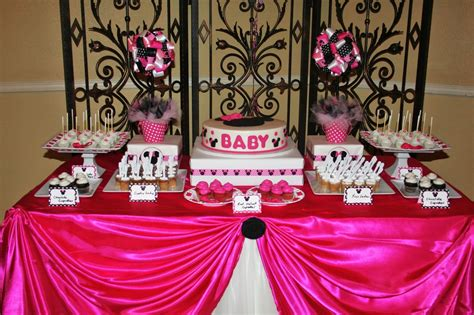 Minnie Mouse Baby Shower by Baby Shower Minnie Mouse Dale Detalles