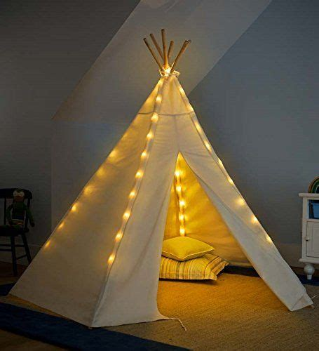 tent reading light reading tent 7 teepee lights hearthsong 174 http