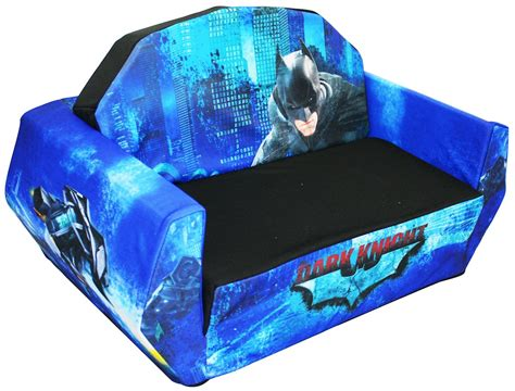 batman sofa batman dark knight rises kids flip open sofa