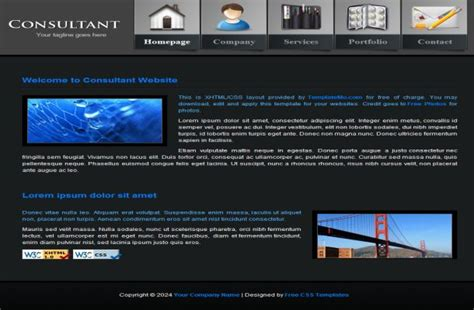 html layout dll free download best consultant website template themes css free download