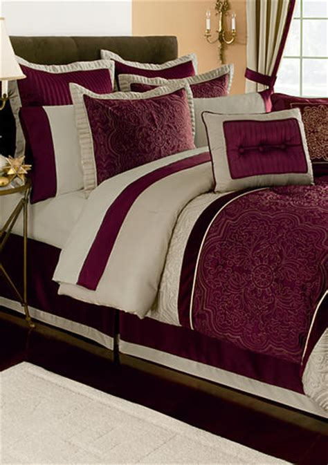 belks bedding sets home accents 174 corinthia 8 luxury comforter set belk