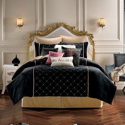 juicy couture bedroom set juicy couture after hours bedding from kohl s dorm bedroom