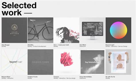 40 brilliant design portfolios to inspire you portfolios