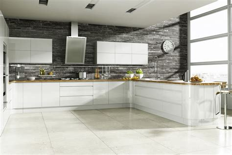 white modern kitchen modern kitchen backsplash to create comfortable and cozy