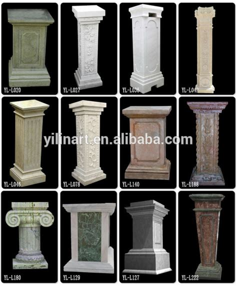 house pillars design decorative marble square columns gate pillar design buy