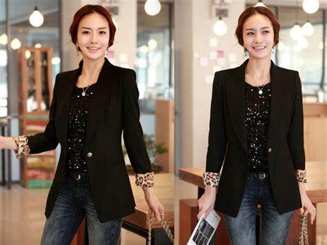Jas Blazer Wanita model blazer dan jas wanita modern