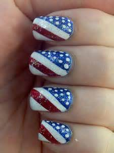 10 amazing fourth of july acrylic nail art designs ideas
