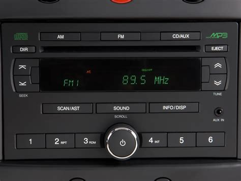 radio interior 2007 chevrolet aveo radio interior photo automotive