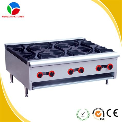 Table Top Burner by Commercial Hotel Kitchen Equipment 4 Burners Table Top Gas