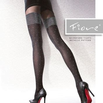 metallic patterned tights shop metal tights on wanelo