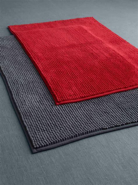 tappeto in microfibra tappeti per il bagno cose di casa