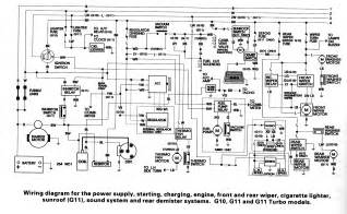 Daihatsu Terios Wiring Diagram Daihatsu Terios 2000 2001 2002 2003 2004 2005 2006 Wiring