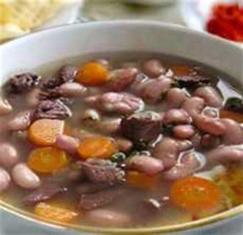 Kacang Jogo Merah resep sup kacang merah dan cara membuat bacaresepdulu