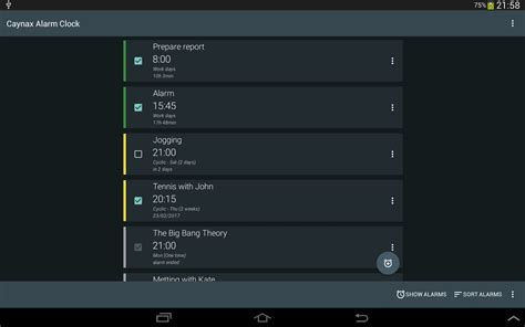 how to set alarm on android alarm clock android apps on play